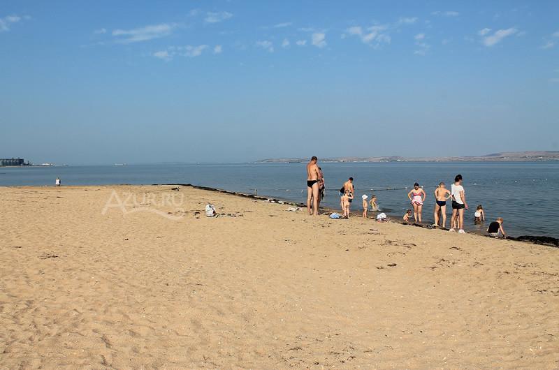Приазовский фото поселка и пляжа в 2018 году