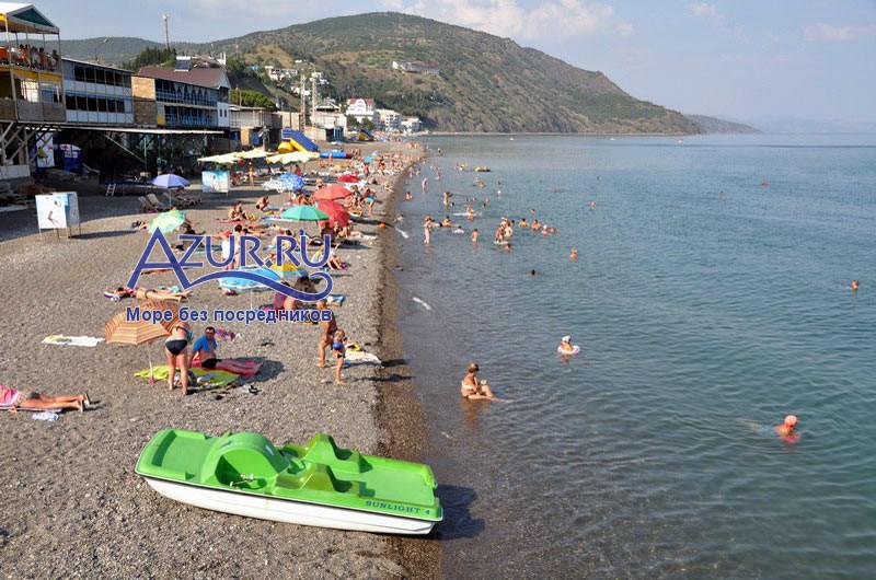 Отель Киор официальный сайт Рыбачье Крым гостевые дома
