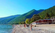 Лучшие пляжи Гагры