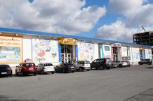 Торговый центр Фиброус в Геленджике