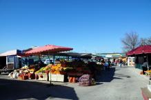 Рынок Привоз или Казачий в Геленджике
