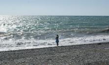 Пляж Гумиста, Сухум