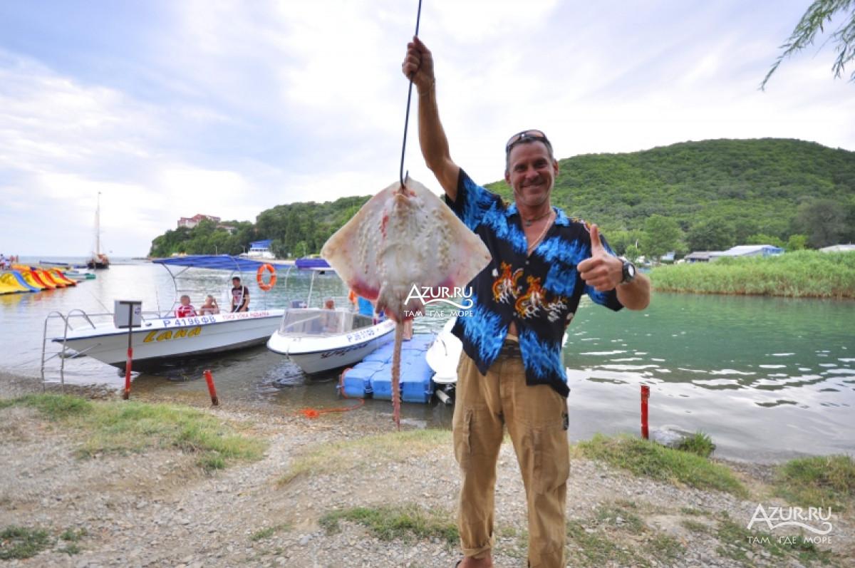 Рыбалка в архипо - осиповке