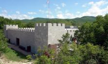Место проведения рыцарского турнира в Сукко