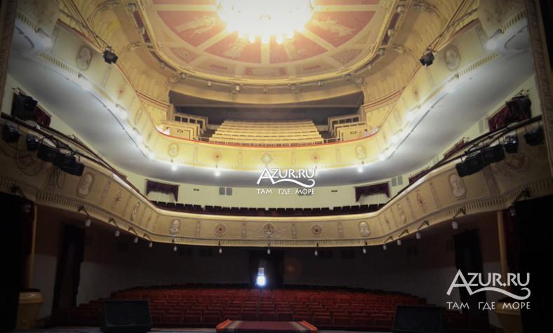 Театр имени а с пушкина схема зала фото