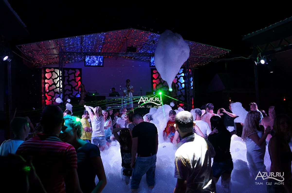 Ночные клубы в азии игровые клубы москва для детей