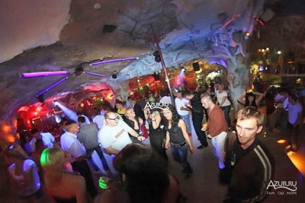 сайт ночного клуба пещера