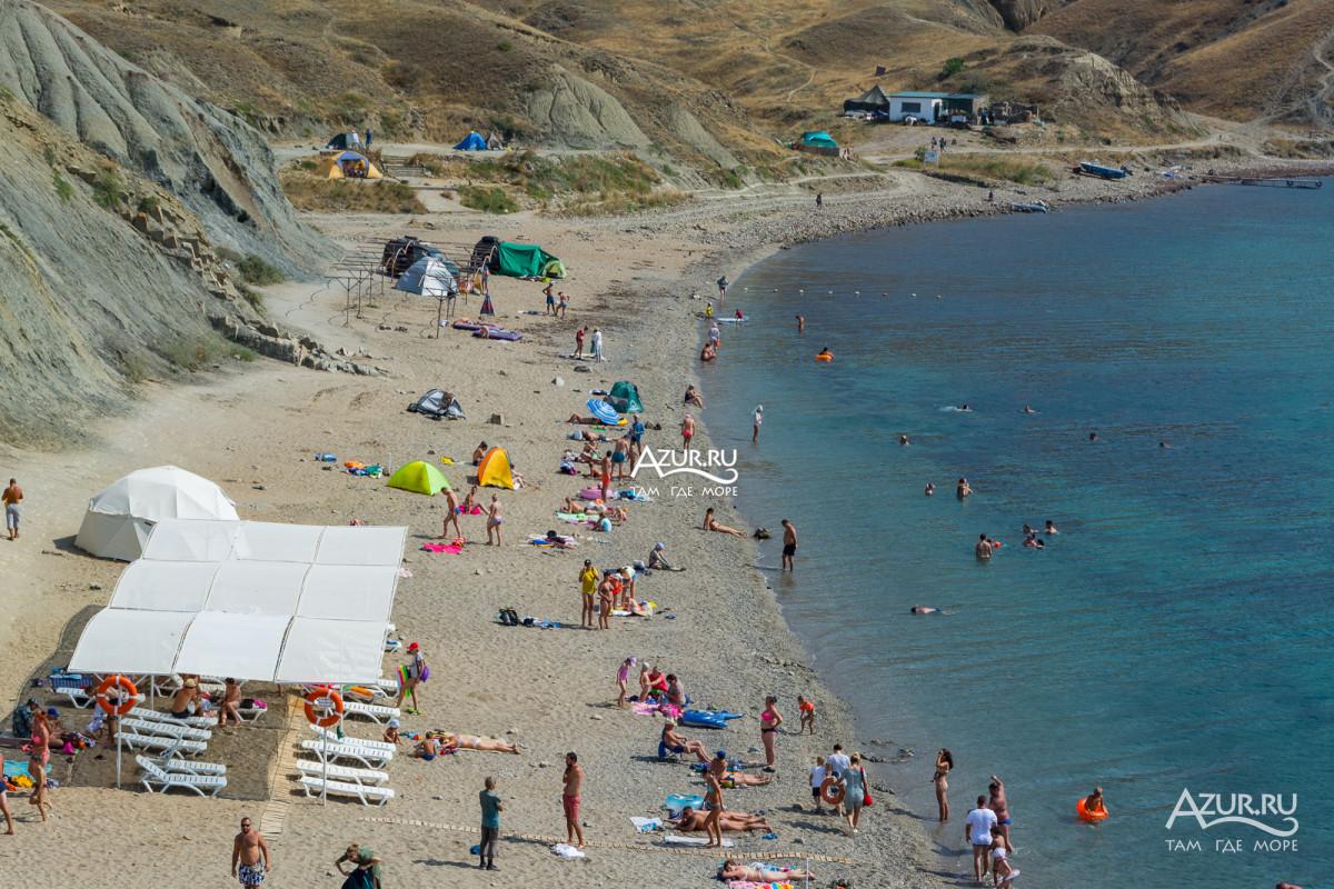 Пляж меганом карта и фото пожелаем