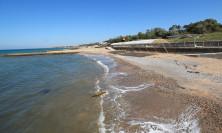 Пляж детского лагеря Мандарин Песчаное