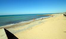 Пляж Зелёный Мир Песчаное Крым