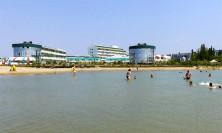 Пляж Любоморье