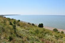 Дикие пляжи на окраине Ейска