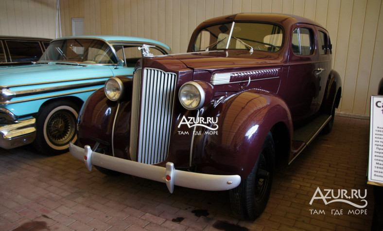 Packard-Six 120 1936
