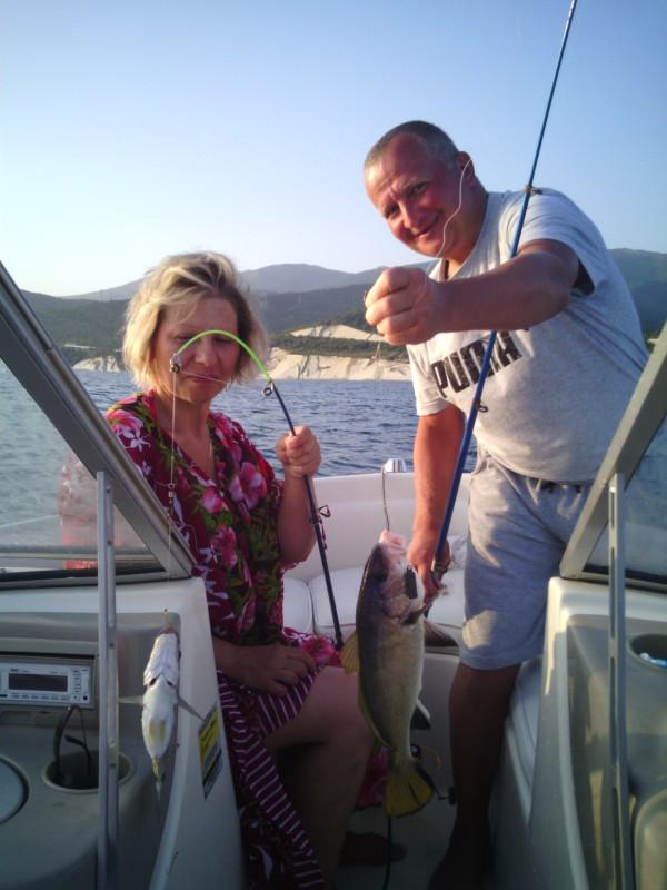 ловить форель в кабардинке