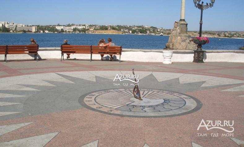 Azur.ru: Фото 'Солнечные часы' - Севастополь
