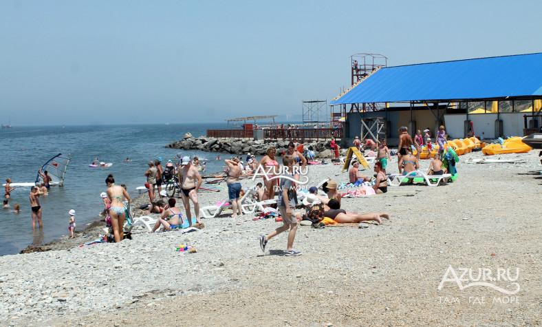 Анаклия грузия пляжа 86