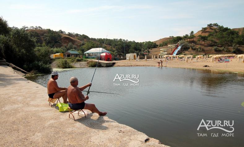 рыбалка в крыму скифская деревня