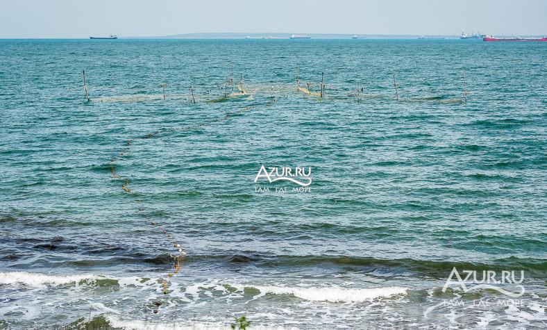 как ловить рыбу в крыму-черноморское