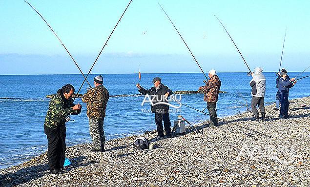 группа рыбак
