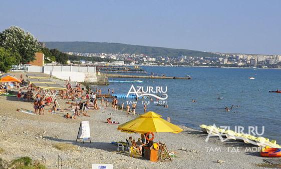 Пляж приветливый берег геленджик отзывы