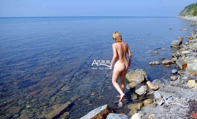 Порно фото с нудисского пляжа дивноморска