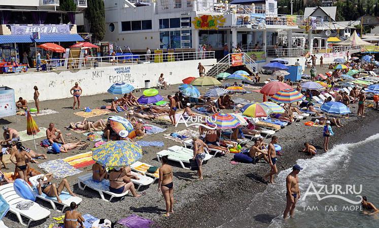Пляж в малореченском фото отзывы