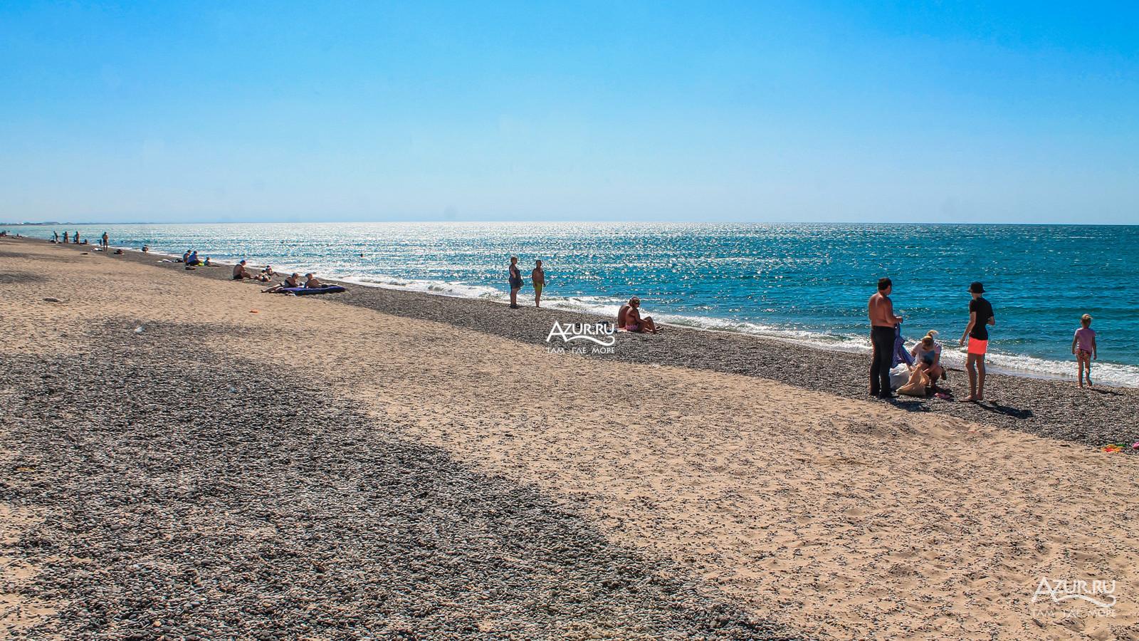 фото пляжей между евпаторией и саки корм очень любят