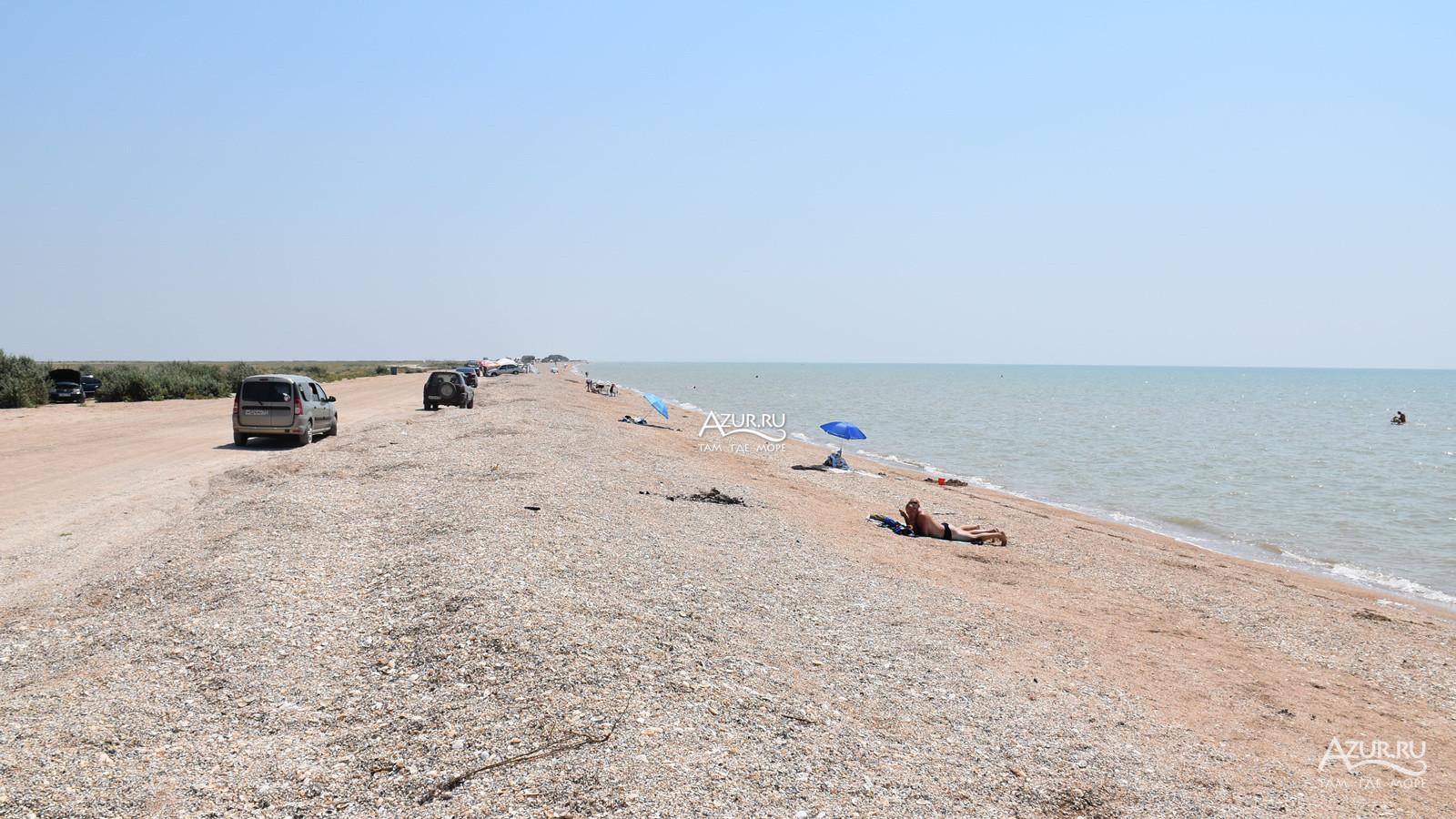 Камышеватская фото пляжа