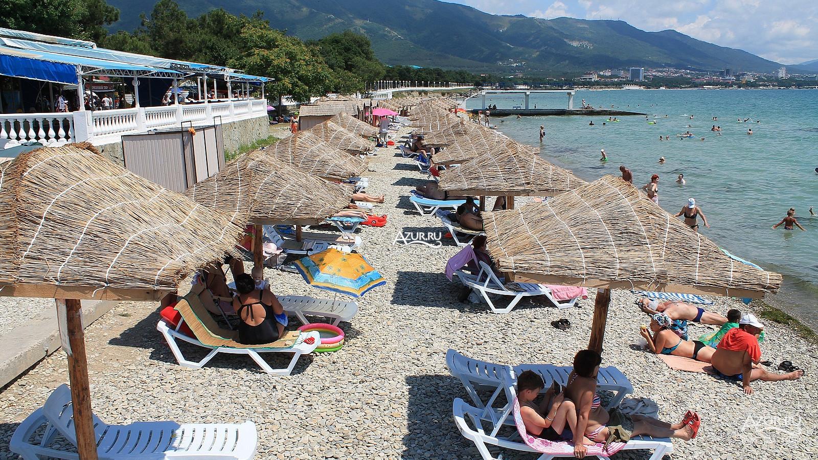 Дикий пляж в анапе фото поколение