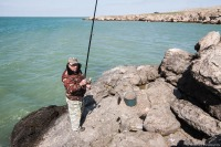 рыбалка на азове крым