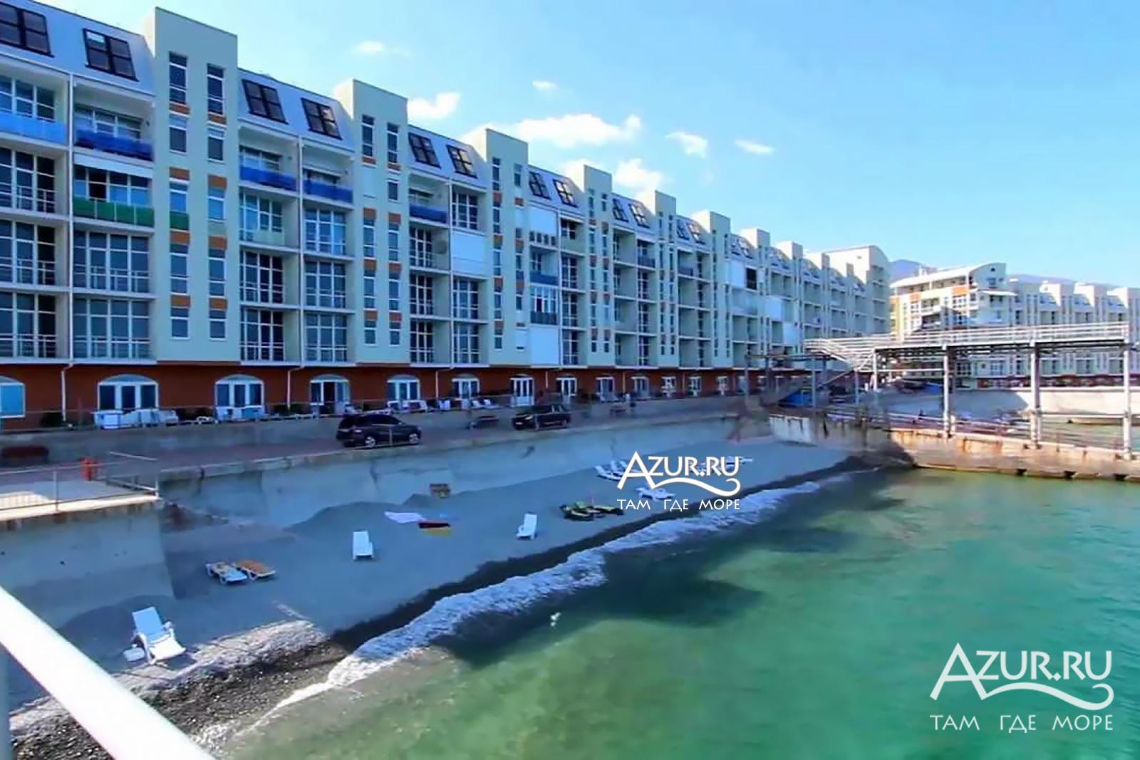 Апартаменты гурзуф аренда квартир в испании марбелья