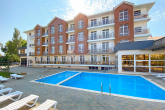 "Отель ""Ambra All inclusive Resort Hotel"""