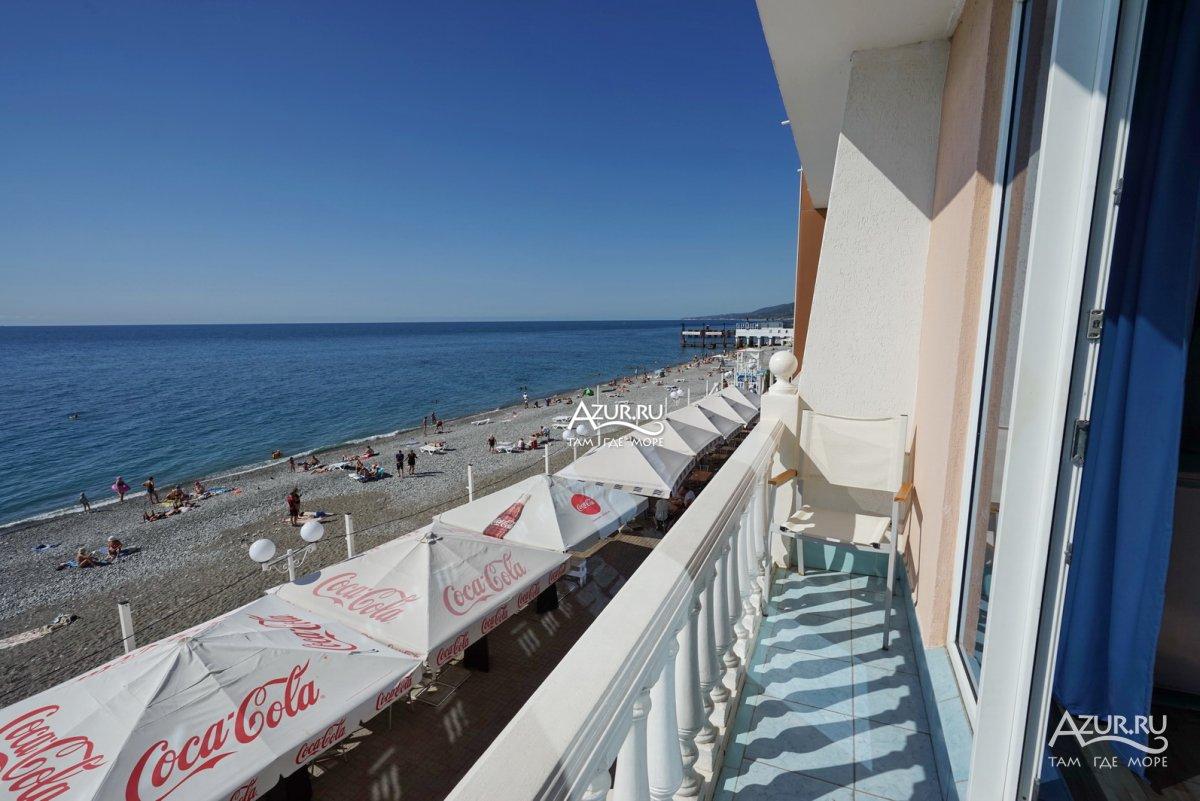 Фото гостиницы маяк в лазаревском просто нужно